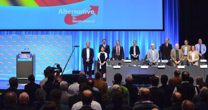 Немецкая спецслужба начала проверку «Альтернативы для Германии».