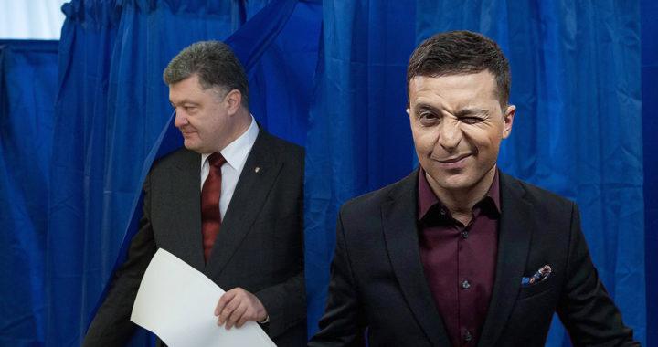 Комик Владимир Зеленский может стать кандидатом в президенты Украины от русскоязычной части страны.