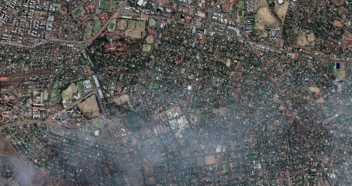 Полиция все время приходила в дом южноафриканского юриста в поисках краденого.