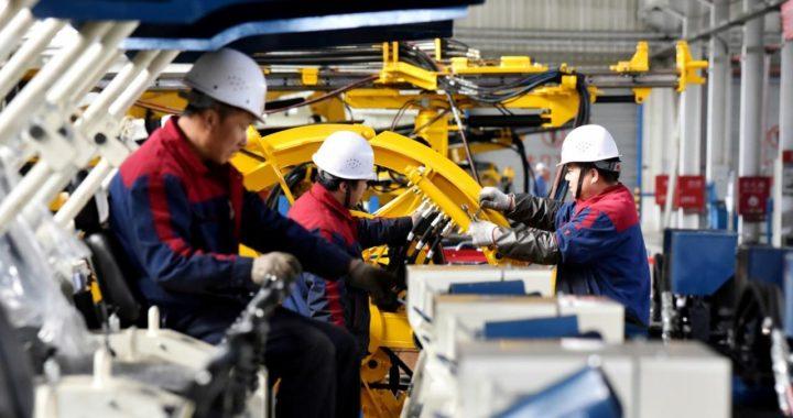 Китайская экономика замедлила рост до минимума с 1990 года.