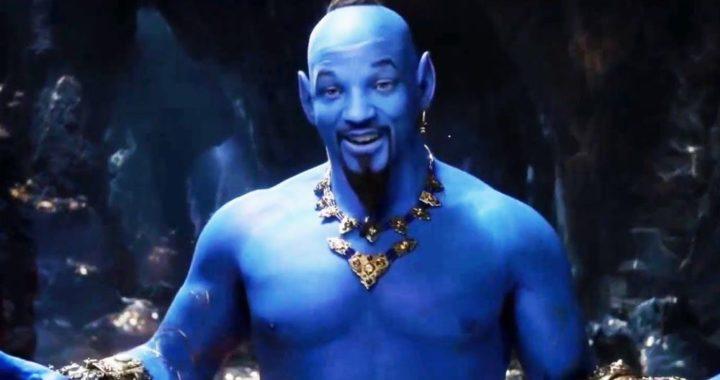 Уилл Смит в образе Джинна — это Шрек? Или Танос? Только мемы (и одна частушка!)