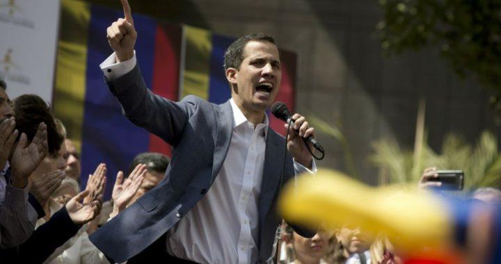Генерал ВВС Венесуэлы объявил о признании Хуана Гуайдо руководителем Венесуэлы.
