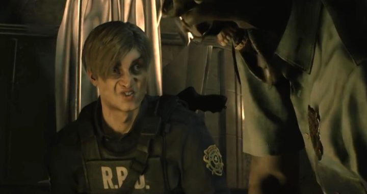 В Resident Evil 2 сломали анимацию. Так хоррор стал комедией.