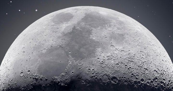 Американец сделал 50 тысяч снимков Луны — и собрал из них одно фото в сверхвысоком разрешении 🌝