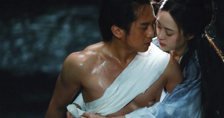 «Тень» Чжана Имоу: удивительно красивый фильм (одновременно цветной и черно-белый) про приключения китайского воина