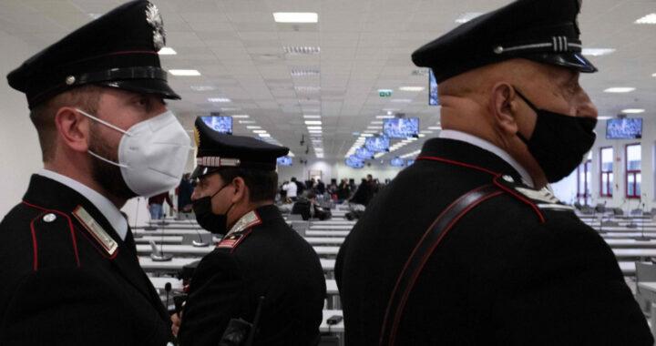 В Италии начался крупнейший процесс над мафией за 30 лет. Имена обвиняемых из группировки «Ндрангета» зачитывали три часа.