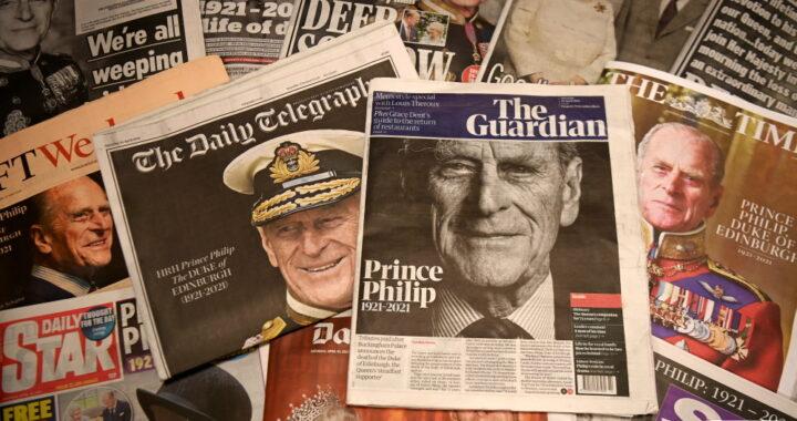 Мировые СМИ готовятся к смерти королевских особ годами. Вот какие некрологи они пишут принцу Филиппу — и куда деваться читателям от этого всего.
