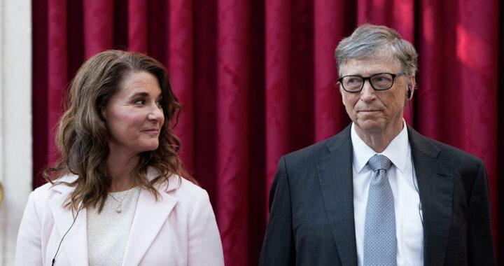 После объявления о разводе с Биллом Гейтсом его жена Мелинда получила акции на три миллиарда долларов